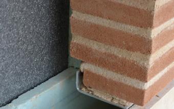 Facciate ventilate in mattoni facciavista: stratigrafia ed elementi