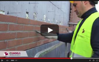 La finitura della facciata con mattoni a vista: videorubrica