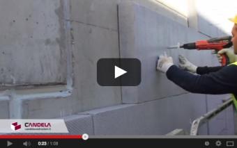 Fissaggio del pannello isolante: videorubrica