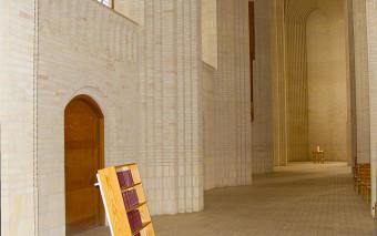Grundtvig, la cattedrale del facciavista