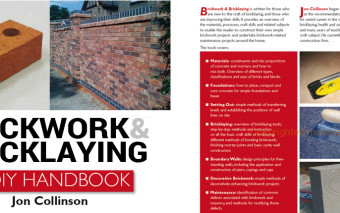 Libri: «Brickwork and Bricklaying», una guida pratica