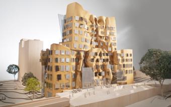 Frank Gehry: a Sydney la «casa sull'albero» con 320.000 mattoni speciali