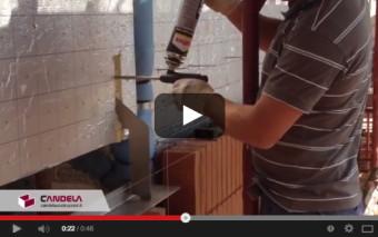 Applicazione di schiuma in poliuretano: videorubrica