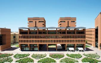 Area Appiani a Treviso: il quartiere in mattoni a vista