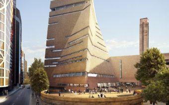 Tate Modern, compendio del facciavista contemporaneo