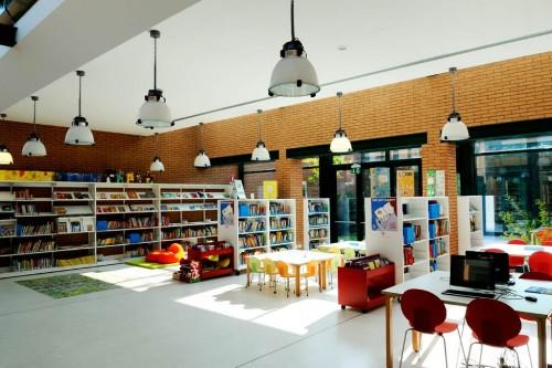 Biblioteca Tilane - Paderno Dugnano (MI)