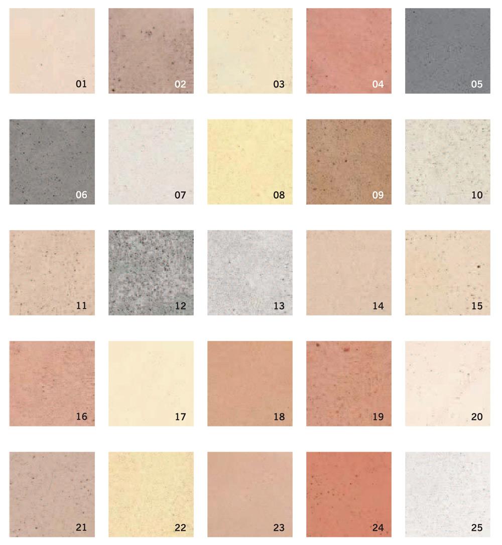 Colori Per Facciate Case malta colorata e facciavista: dare un tono alle facciate